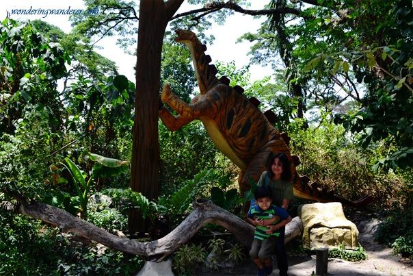 Dinosaurs Island - Clark, Pampanga Wuerhosaurus