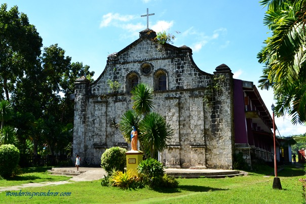 Navalas Church - Guimaras