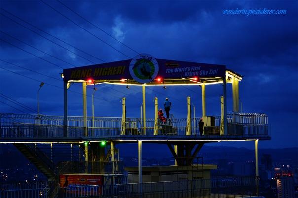 Sky Experience Adventure Tower Zip Zipline - Cebu City