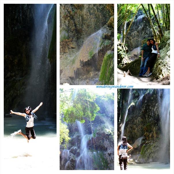 Tumalog Falls - Oslob, Cebu