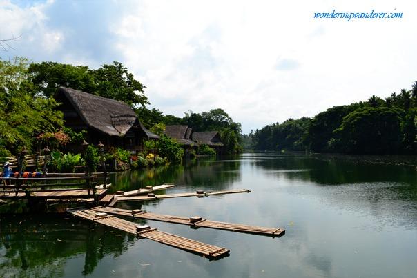 Villa Escudero's Labasin Lake