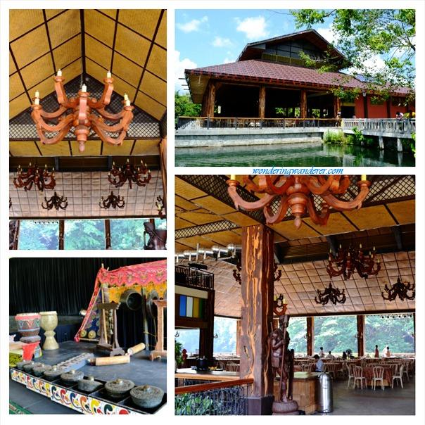 Villa Escudero's Event Hall