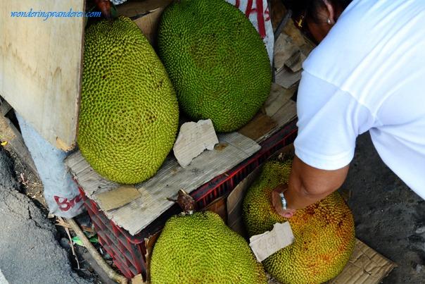 Villa Escudero's Fruit Stand