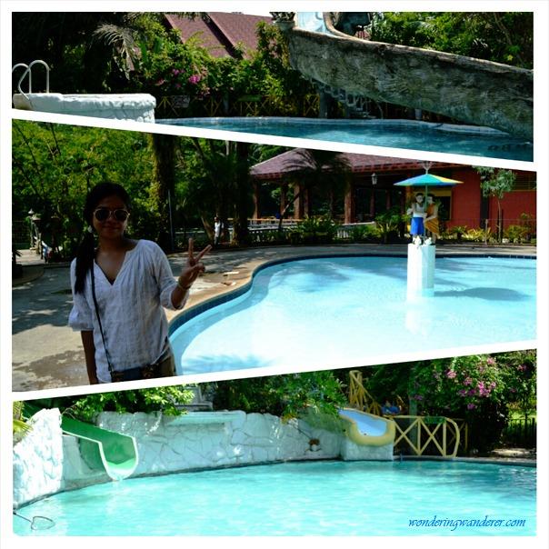 Villa Escudero's Swimming Pool