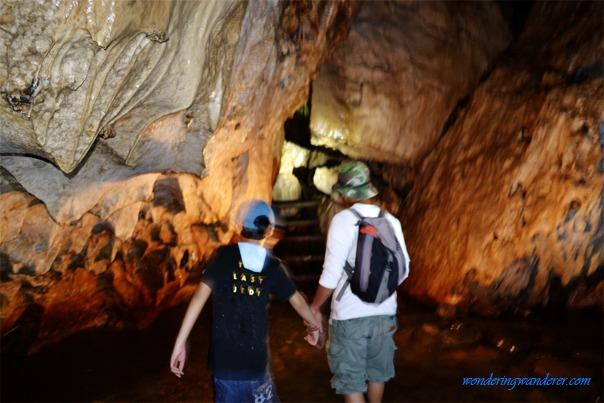 Boulders in Sagada Underground River