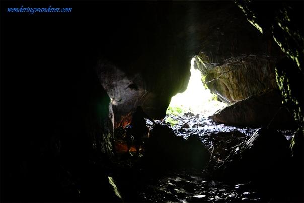 Sagada Underground River's Exit