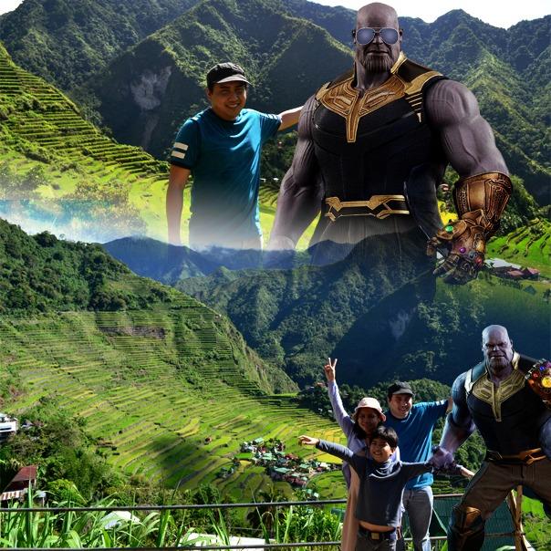 Avengers: Infinity War movie villain Thanos