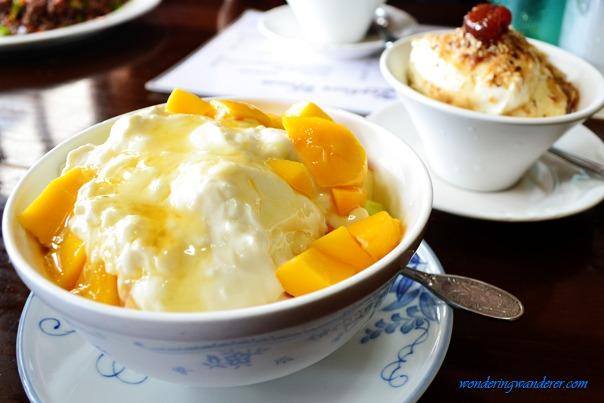 Yoghurt House's Specialty