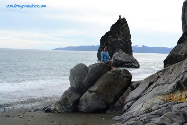Ampere Beach's Humongous Rock