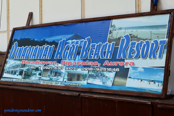 Dinadiawan Agri Beach Resort