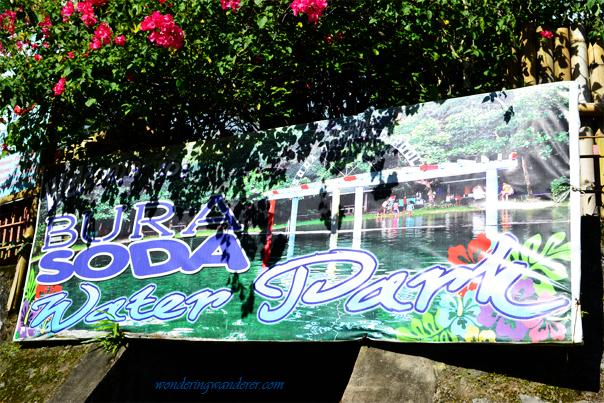 Bura Soda Water Park Logo