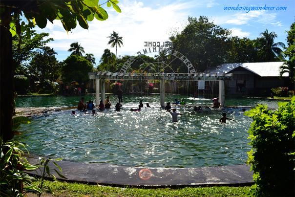 Kiddie Pool of Bura Soda Water Park