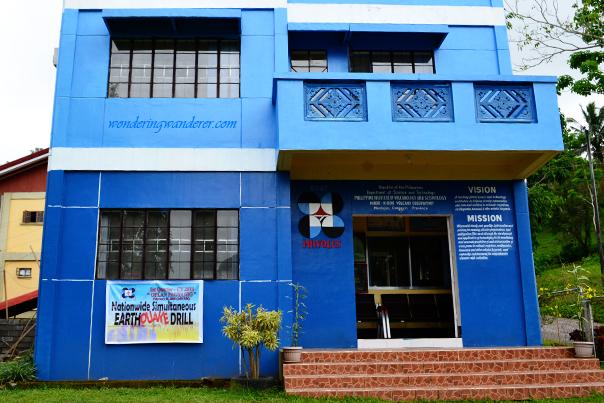 PHIVOLCS Office in Camiguin