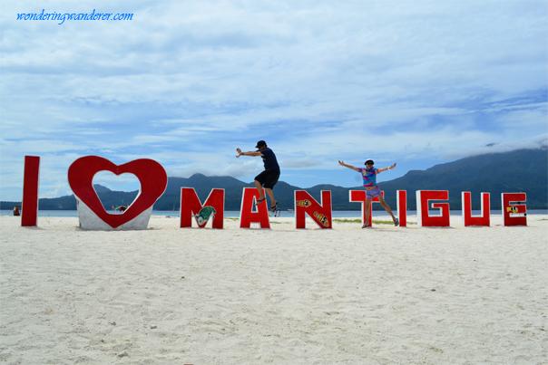 Mantigue Island jump shot