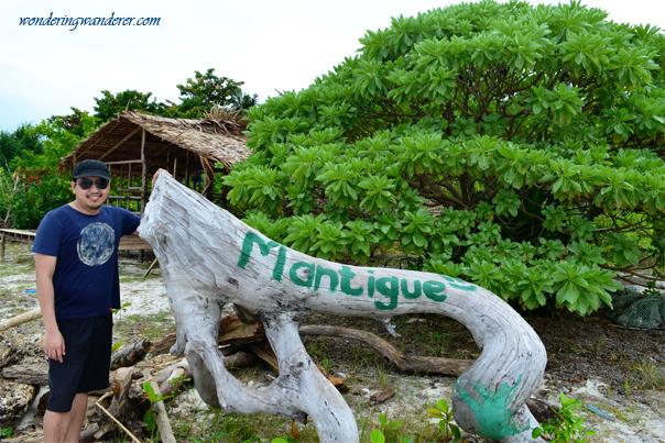 Behind Mantigue Island