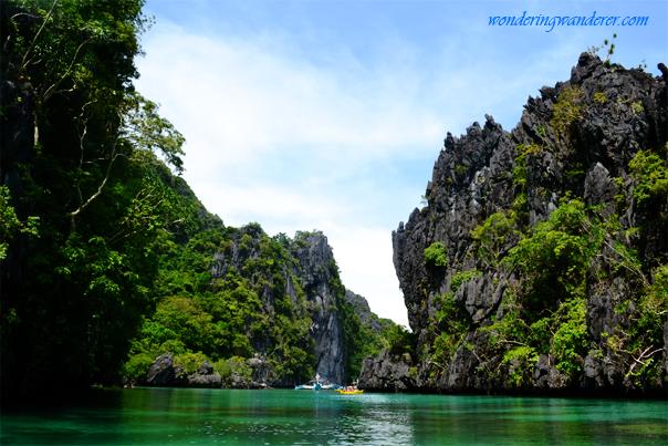 Big Lagoon - El Nido, Palawan Philippines