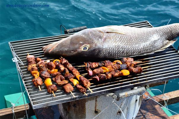 Large Fish at Shimizu Island - El Nido, Palawan