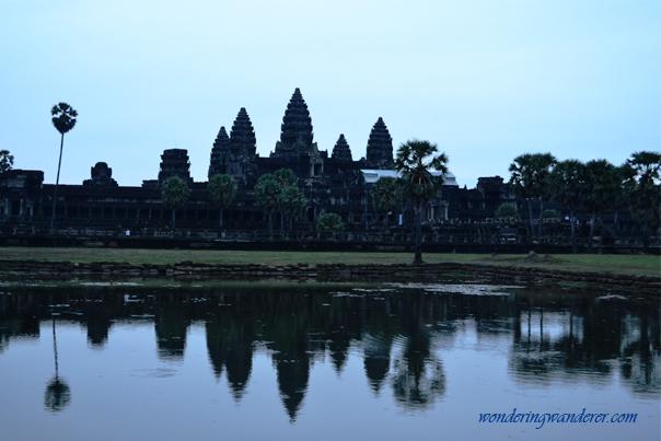 Majestic Angkor Wat - Siem Reap, Cambodia