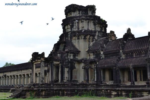 Wonderful ancient ruins of Angkor Wat - Siem Reap, Cambodia