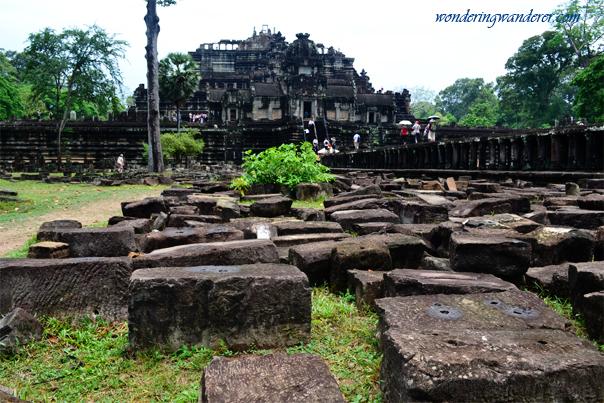 Baphuon Temple - Angkor Thom, Siem Reap, Cambodia