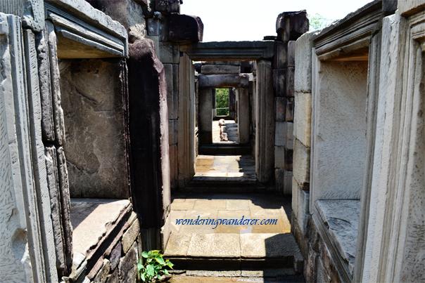 Hallway of Baphuon Temple - Siem Reap, Cambodia