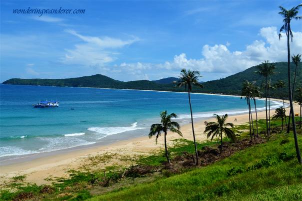 Nacpan Beach - El Nido, Palawan, Philippines