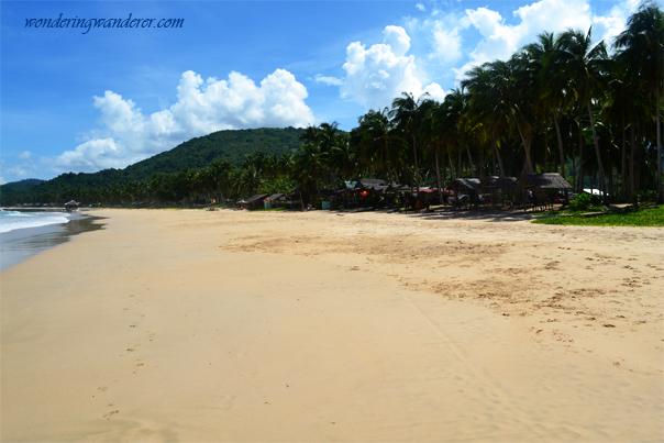 Nacpan Beach Resorts & Hotels - El Nido, Palawan