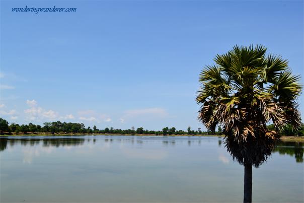Srah Srang artificial lake