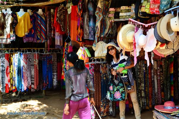 Srah Srang Market - Siem Reap, Cambodia