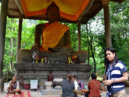 Wat Preah Ngok - Angkor Thom, Siem Reap, Cambodia