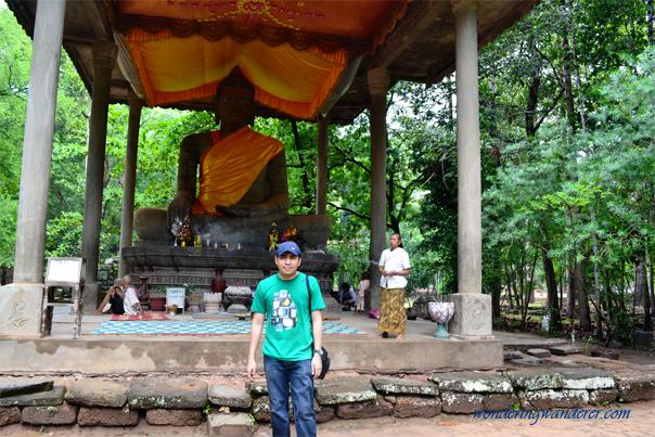 Female monks of Wat Preah Ngok