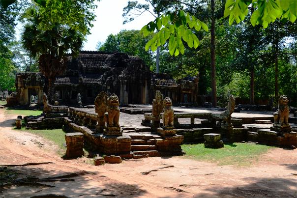 Banteay Kdei - Siem Reap, Cambodia Blog