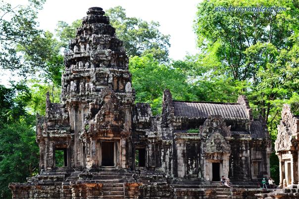Chau Say Tevoda Temple - Siem Reap, Cambodia