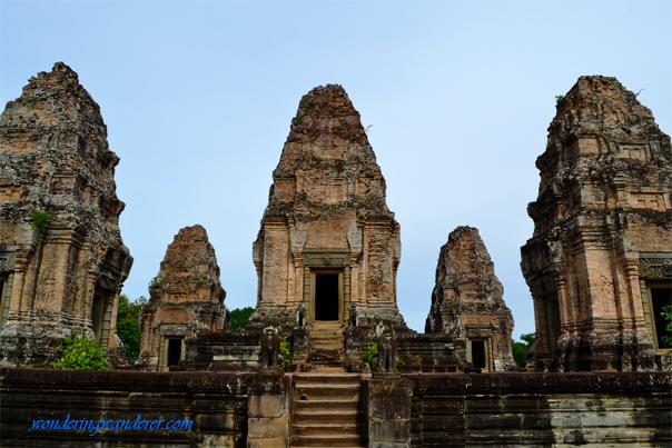 East Mebon Temple - Siem Reap, Cambodia