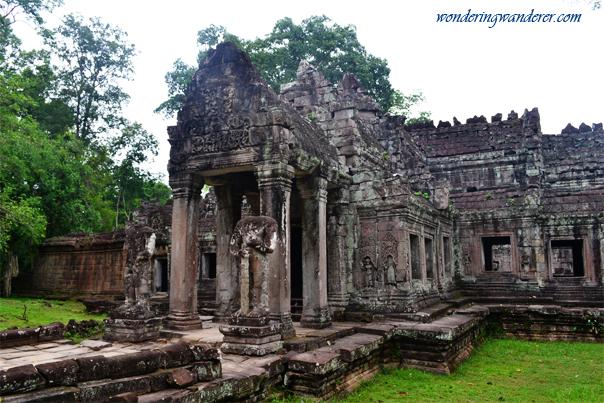 Central Sanctuary at Preah Khan - Siem Reap, Cambodia