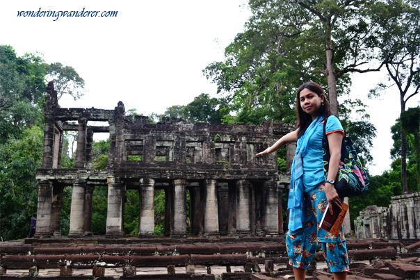 Parthenon of Preah Khan - Siem Reap