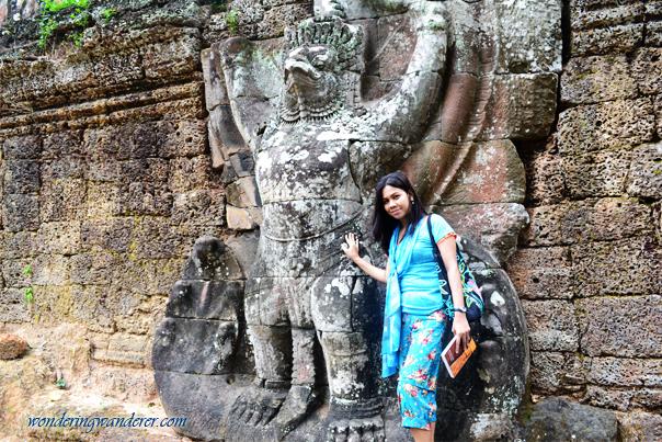 Preah Khan Temple - Siem Reap, Cambodia