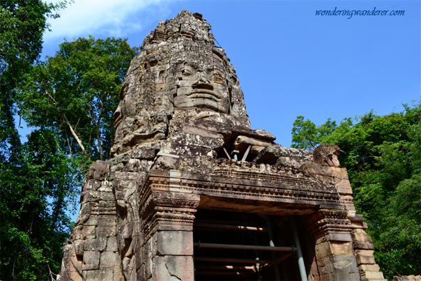 Ta Keo Temple Gate