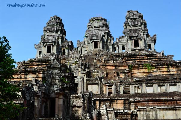 Ta Keo Temple - Siem Reap, Cambodia