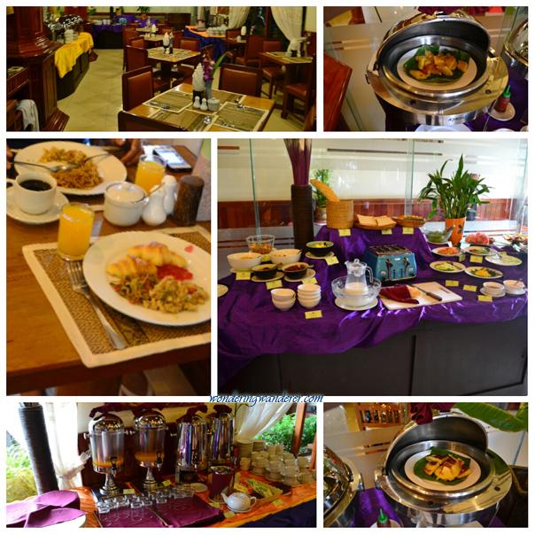 Where to eat in Siem Reap? at Motherhome Inn Restaurant!