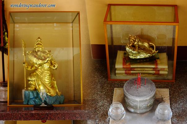Chinese Temple Sculptures - Binondo, Manila