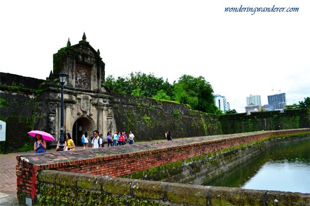 Fort Santiago - National Heritage - Intramuros, Manila