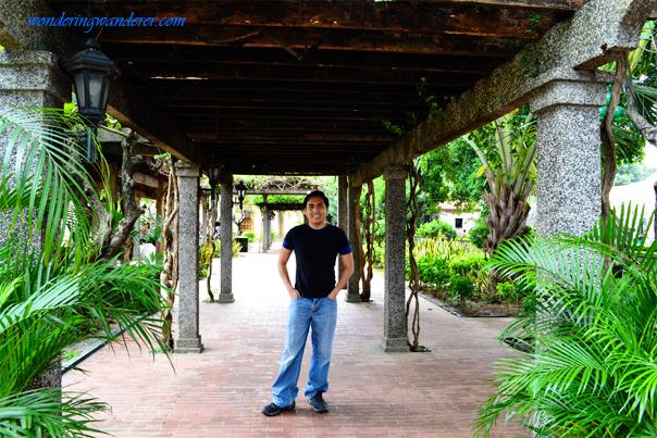 Trellis of Fort Santiago