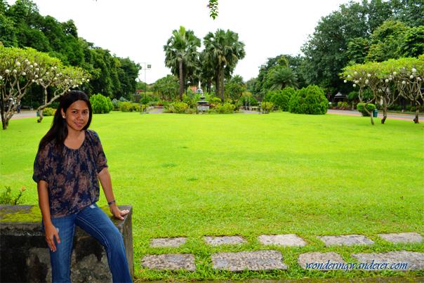 Fort Santiago Park Complex