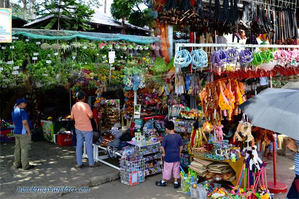 Stores inside Picnic Grove - Tagaytay City, Cavite