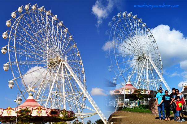 Sky Eye: The Best Ride at Sky fun Amusement Park - Sky ranch - Tagaytay City