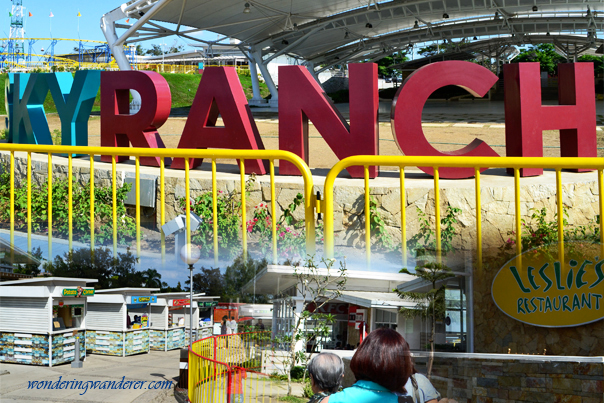 Where to eat at Sky ranch - Tagaytay City, Cavite - Philippines