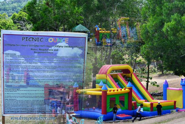 Picnic Bounce of Picnic Grove - Tagaytay City, Cavite