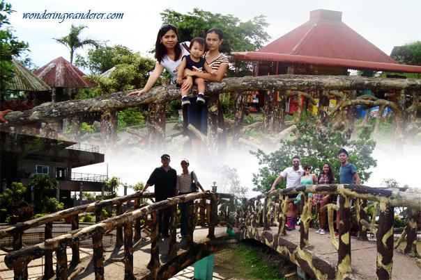 People's Park in the Sky Bridge - Tagaytay City, Cavite