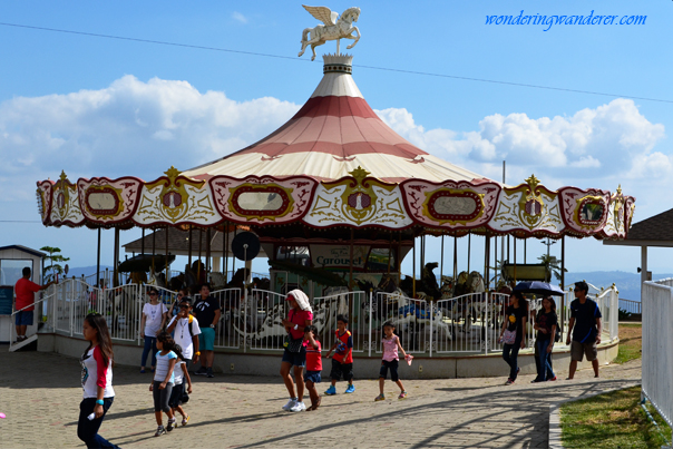 Grand Carousel - Sky Ranch - Sky Fun Amusement Park - Tagaytay City - Cavite